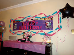monster high birthday party saree wearing mama u0027s blog