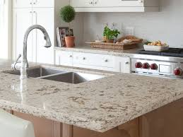 granite countertop kitchen colors with hickory cabinets