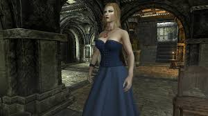 wedding dress skyrim wedding dress mod wedding dress ideas
