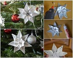 Snowflake Flower - diy snowflake flower ornament for christmas beesdiy com
