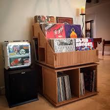 Lp Record Cabinet Furniture 55 Best Vinyl Lp Record And Album Storage Or Display 12
