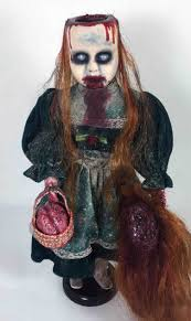 when was the first halloween halloween and horror dolls