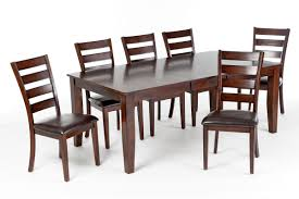 kona solid wood dining table