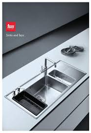 Teka Kitchen Sink Teka Master Sink Catalogue By Adolfo Ramirez Issuu