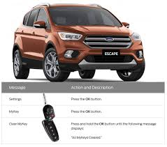 how to turn mykey ford f150 ford escape mykey setup and how to use after programming ford