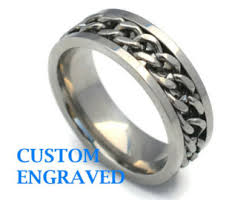 stainless steel rings for men stainless steel ring etsy