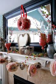 valentine home decorating ideas 20 gorgeous valentine s day mantel décor ideas