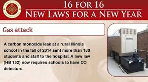Financial Power Of Attorney Illinois by New Laws 2016 Illinois Laws That Take Effect January 1