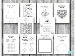 28 wedding games printable images wedding