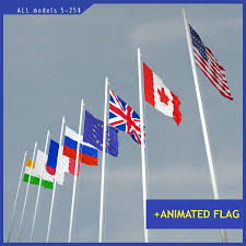 Similar Flags 3d Model Flag Free Cgtrader