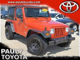 jeep avalon pre owned 2005 jeep wrangler x 2d sport utility in crystal lake