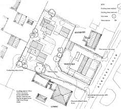 construction site plan preparing for construction