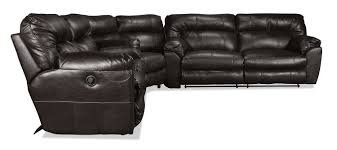 3 Piece Reclining Sectional Sofa by Evanston 3 Piece Reclining Sectional Godiva Levin Furniture