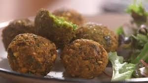 mytf1 cuisine laurent mariotte recette de falafels aux herbes petits plats en equilibre