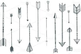3 inch tribal arrow tattoo design page photos pictures and