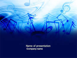 http www pptstar com powerpoint template sounds of music sounds
