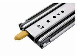 drawer slide locking mechanism extension slide telescopic heavy duty locking 9308