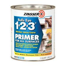 Lowes Interior Paint by Shop Zinsser Quart Interior Latex Primer At Lowes Com Home