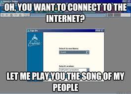 Online Memes - america online memes quickmeme