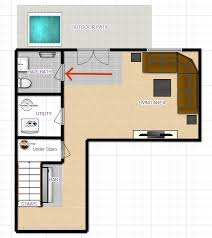 how to make a bathroom in the basement basement planning the bathroom life in yellow