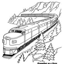 free printable train coloring pages kids train coloring