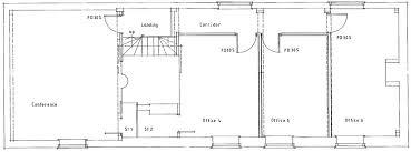 Floor Plan Of A Business The Turnpike Farm Business Centre U2014 Robert Ashton