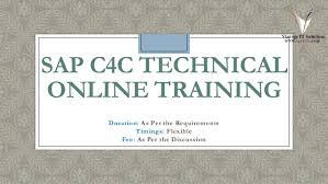 sap tutorial ppt sap c4c ppt sap c4c tutorial