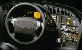 1993 corvette interior 1990 corvette c4 interior and air bags introduced