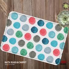 Elegant Bath Rugs Aliexpress Com Buy Miaoji U003ctrendy Geometric Pattern