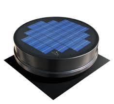 solaro aire solar powered attic ventilation fans