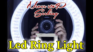 led strip light photography how to make a cheap diy professional led ring light with less than