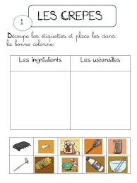 vocabulaire recette de cuisine vocabulaire des ustensiles de cuisine les aliments with vocabulaire