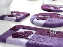 Bathroom Rug Sale Enjoyable Bathroom Rugs On Sale Purple Bathroom Set With