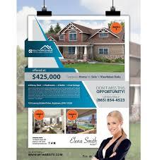 real estate flyer template realtor flyer template flyer
