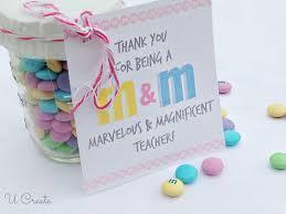 m u0026m free printable teacher gift idea by u create skip to my lou