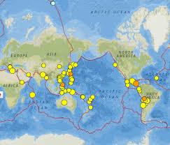 Eastern Oregon Map by Australia The Eastern Mediterranean And Oregon Earthquakes 20 26