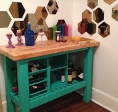 Custom Island Kitchen Kitchen Island Turned Custom Bar Ikea Hackers Ikea Hackers
