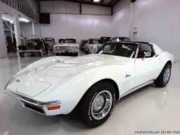 1972 corvette stingray 454 for sale 1972 chevrolet corvette for sale on classiccars com 58 available