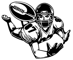 american football coloring pages to print coloringstar