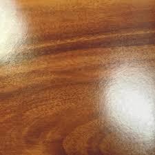 Cheap High Gloss Laminate Flooring Timeless Elegance Brazilian Tigerwood High Gloss