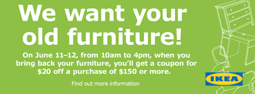 donate ikea furniture goodwill ikea charlotte partner on furniture take back