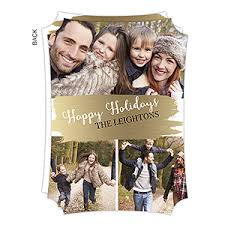 personalized christmas cards personalized photo collage christmas cards glam