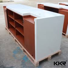 Front Desk Reception China Solid Surface Hotel Front Desk Reception Counter