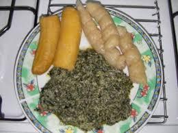 bonne cuisine camerounaise recette n dolé aux crevettes 750g