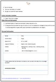 sample page 11 student resume samples no experience resume pinterest