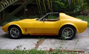 1976 corvette yellow update the electric c3 corvette hits the road corvette sales