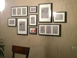 Pottery Barn Gallery In A Box Pottery Barn Picture Frames How To Create A Gallery Wall Pottery