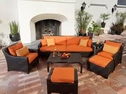 4 Piece Patio Furniture Sets by Patio 53 Awesome Outdoor Patio Conversation Sets Backyard