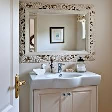 bathroom decorating mirrors nonsensical mirror remarkable old diy
