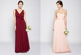 bhs prom dresses blush bridesmaid fashion and bhs competition
